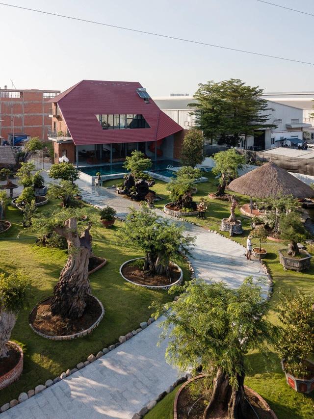 Nhà vườn 7.000m2 đẹp lạ ở Sài Gòn, choáng ngợp nhất là nội thất bên trong - 12