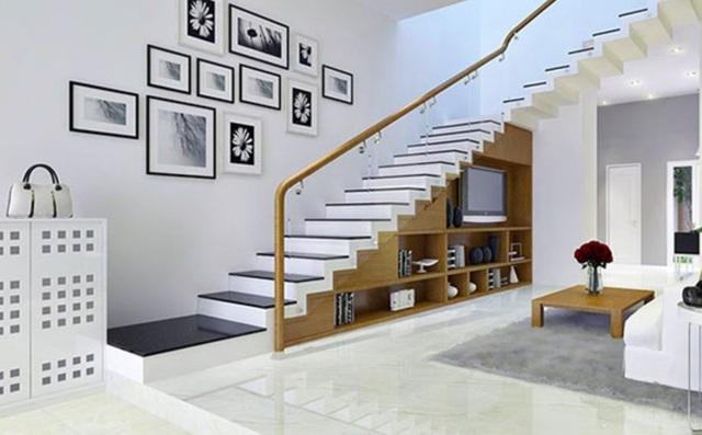 Những lưu ý khi đặt cầu thang trong nhà để đảm bảo phong thủy - 2