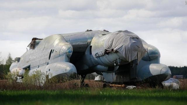 Quái vật bay 3 đầu diệt ngầm VVA-14 kỳ dị của Liên Xô - 1