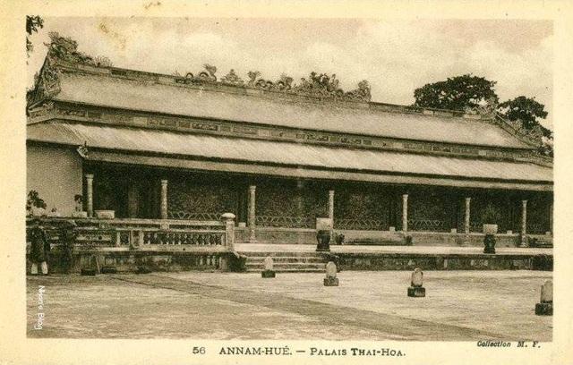 Ngắm ngôi điện đặt ngai vàng vua Nguyễn trước khi trùng tu - 14