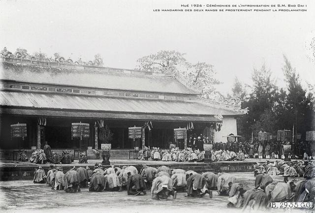 Ngắm ngôi điện đặt ngai vàng vua Nguyễn trước khi trùng tu - 15