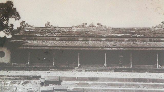 Ngắm ngôi điện đặt ngai vàng vua Nguyễn trước khi trùng tu - 17