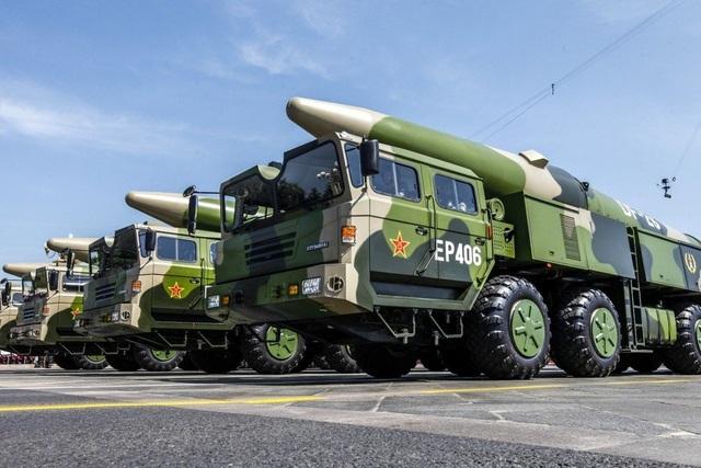 Trung Quốc có thể ngư ông đắc lợi từ hiệp ước hạt nhân Nga - Mỹ - 1