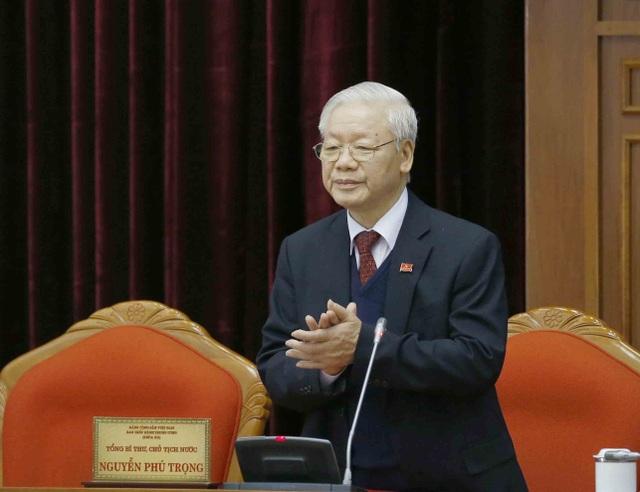 Ông Nguyễn Phú Trọng tái đắc cử Tổng Bí thư - 2