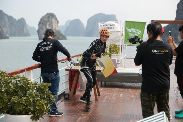 Võ Hoàng Yến - Hoàng My - Kim Duyên chiến thắng Việt Nam Why not - 15
