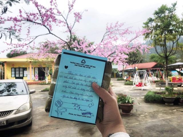 Hà Nội: Trường phổ thông mang tết sẻ chia đến học sinh vùng cao - 3