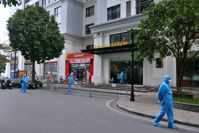 Thành phố Hà Nội đang phong tỏa những địa điểm, khu vực nào vì Covid-19? - 1