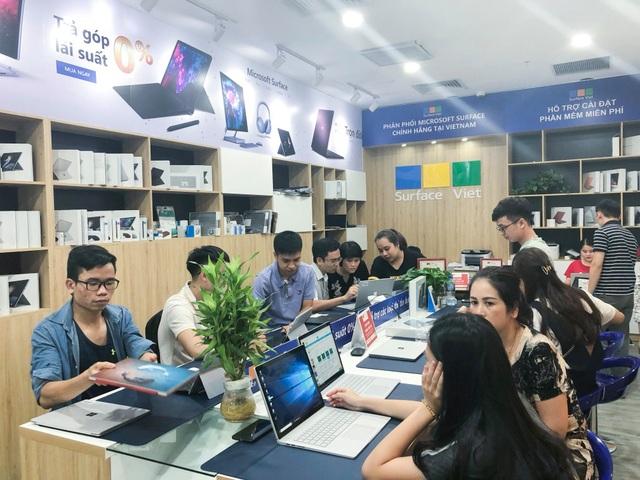 Vì sao nên mua laptop của Microsoft tại Surface Việt? - 3