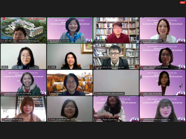 Hội thảo Xu thế mới về đào tạo và nghiên cứu Hàn Quốc học tại Việt Nam - 3