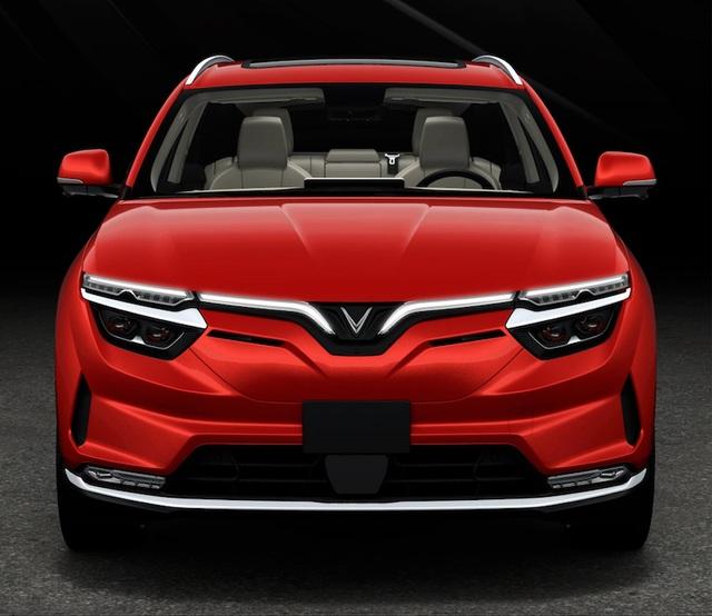 Vì sao các mẫu xe điện tự hành của VinFast trở thành tâm điểm của giới bình xe quốc tế? - 2