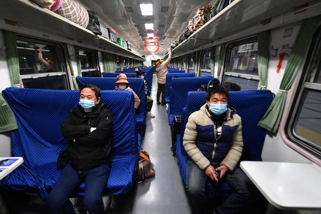 Xuân vận: Một kỳ di cư về quê ăn Tết chưa từng có ở Trung Quốc - 3