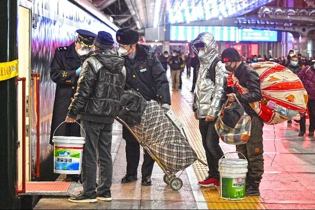 Xuân vận: Một kỳ di cư về quê ăn Tết chưa từng có ở Trung Quốc - 8