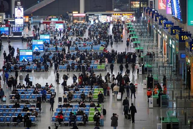 Xuân vận: Một kỳ di cư về quê ăn Tết chưa từng có ở Trung Quốc - 9