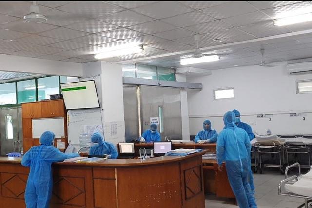 Bác sĩ Bệnh viện Đà Nẵng ăn Tết tại chỗ, sẵn sàng chống dịch Covid-19 - 1