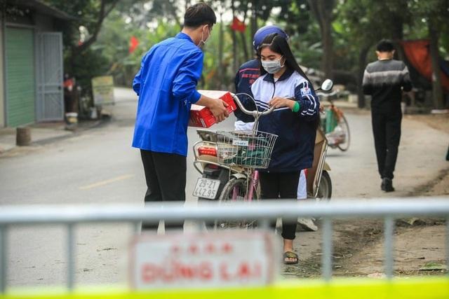 Hà Nội: Thêm 2 ca Covid-19, phong tỏa một thôn ở Mê Linh - 1