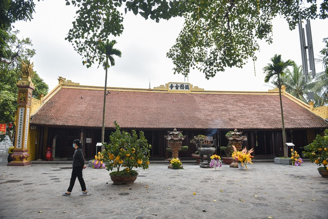 Cảnh vắng vẻ không một bóng người tại các điểm du lịch nổi tiếng ở Hà Nội - 12