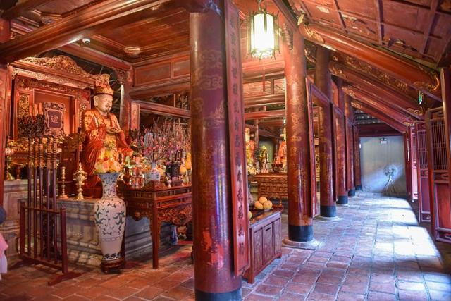 Cảnh vắng vẻ không một bóng người tại các điểm du lịch nổi tiếng ở Hà Nội - 5