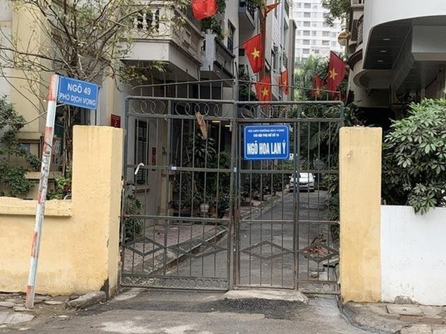 Thành phố Hà Nội đang phong tỏa những địa điểm, khu vực nào vì Covid-19? - 6