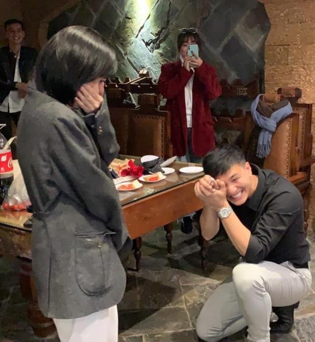 Huỳnh Anh cầu hôn MC Bạch Lan Phương - 3