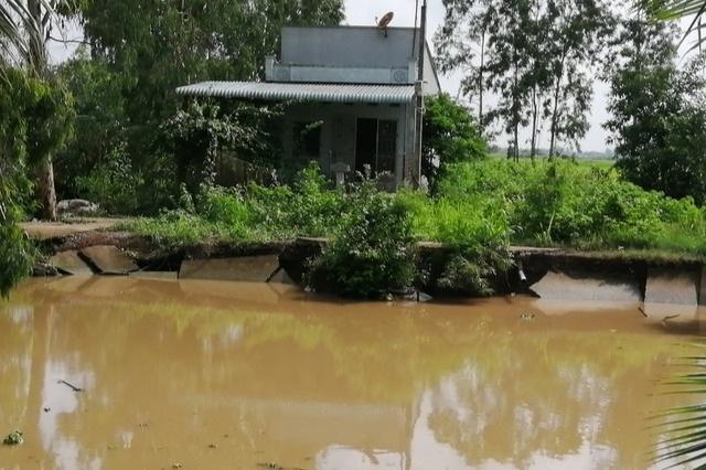 Bạc Liêu: 10 năm, cần hơn 19.200 tỷ đồng để ứng phó sạt lở bờ sông, bờ biển - 1