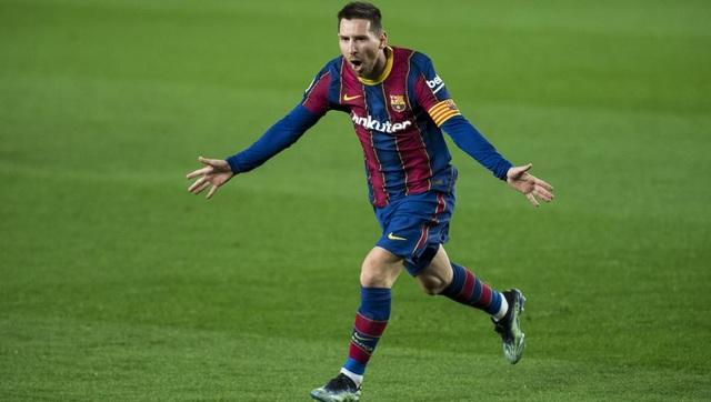 Messi lập siêu phẩm sút phạt, Barcelona soán vị trí của Real Madrid - 2