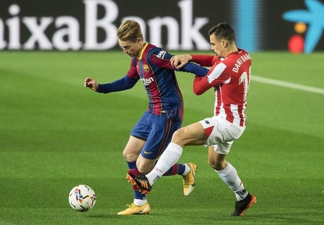 Messi lập siêu phẩm sút phạt, Barcelona soán vị trí của Real Madrid - 4