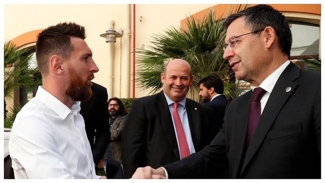 Cựu Chủ tịch Barcelona nói gì trước nghi án tuồn tin, hại Messi? - 1