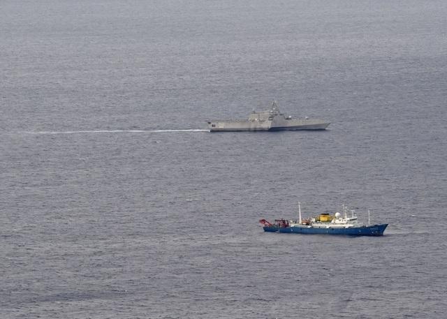 Trung Quốc đưa tàu thăm dò đi khắp các vùng biển, do thám các nước - 1