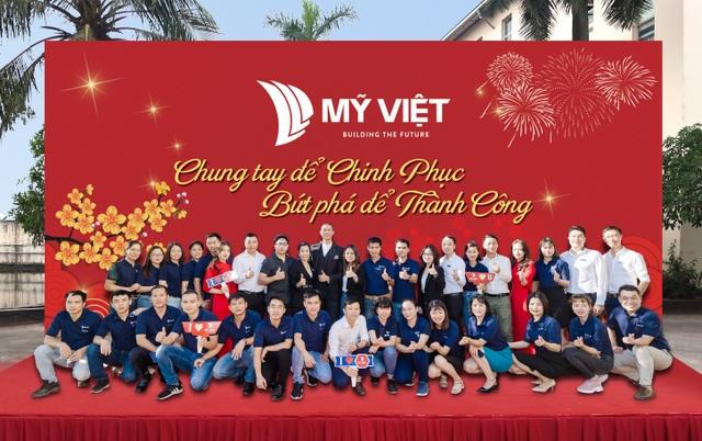 Mỹ Việt tặng hơn 2000 phần quà chúc tết NPP, đại lý Tết Tân Sửu 2021 - 1