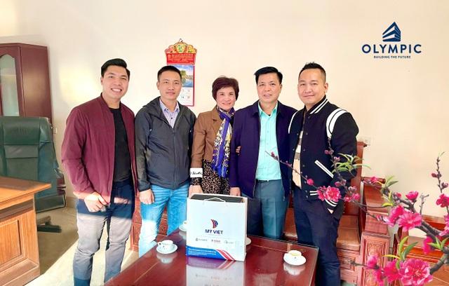 Mỹ Việt tặng hơn 2000 phần quà chúc tết NPP, đại lý Tết Tân Sửu 2021 - 2