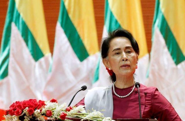 Đồng minh bà Suu Kyi sẽ lập chính phủ lâm thời đối đầu chính quyền quân sự - 1
