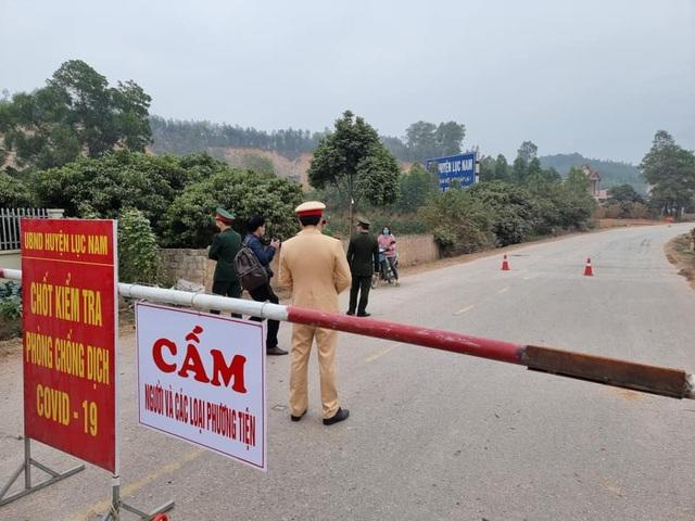 Bắc Giang phong tỏa một thôn, Thanh Hóa cách ly 25 người ăn giỗ cùng F1 - 1