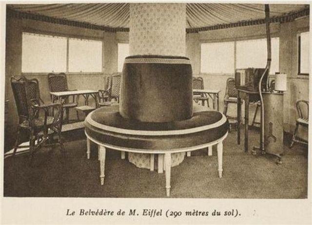 Sự thật ít người biết tới về căn phòng bí mật ẩn giấu bên trong tháp Eiffel - 3
