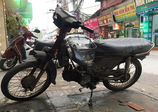 Thu hồi xe máy cũ: Vẫn bế tắc - 2