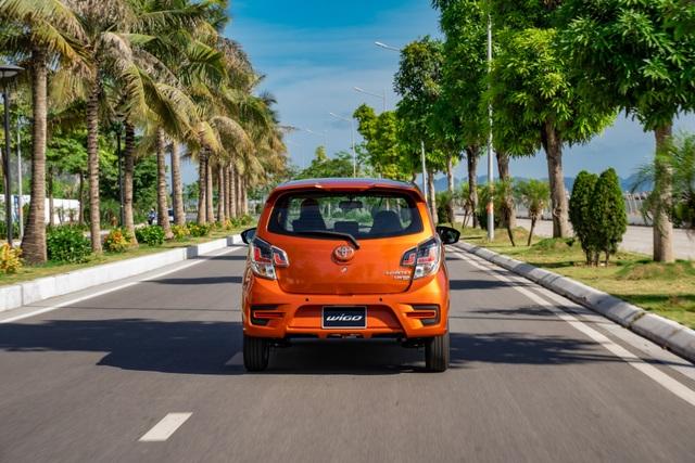 Toyota Wigo - mẫu xe để các gia đình hiện thực hóa giấc mơ bốn bánh - 3