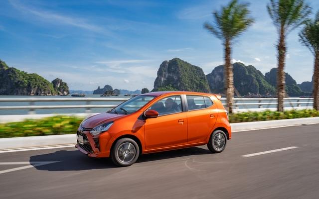 Toyota Wigo - mẫu xe để các gia đình hiện thực hóa giấc mơ bốn bánh - 2