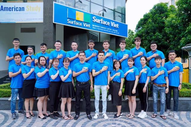 Vì sao nên mua laptop của Microsoft tại Surface Việt? - 2