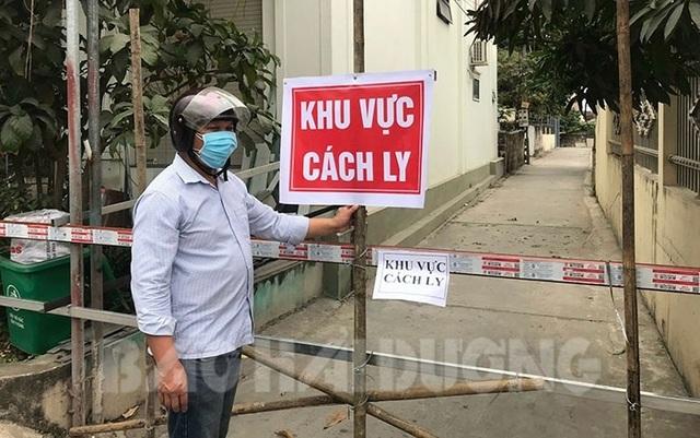 Hải Dương: Phong tỏa cụm dân cư một xã vì xuất hiện ca nghi nhiễm Covid-19 - 1