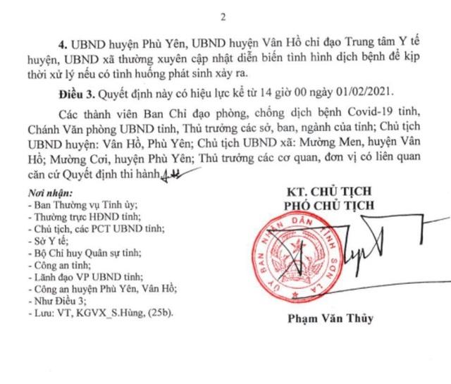Hải Dương: Phong tỏa cụm dân cư một xã vì xuất hiện ca nghi nhiễm Covid-19 - 3
