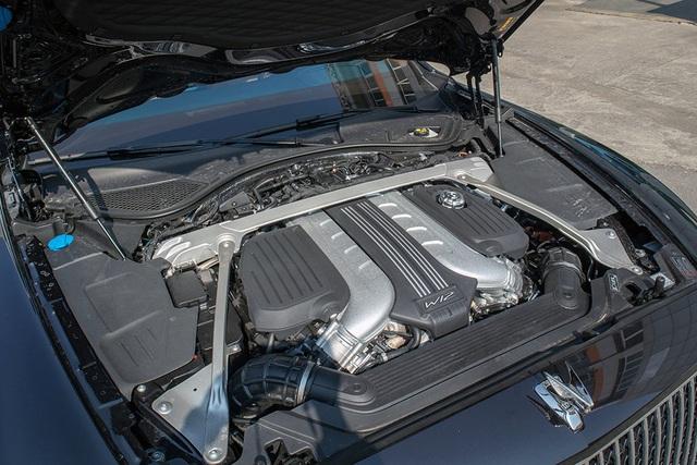 Biệt thự di động Bentley Flying Spur W12 First Edition giá hơn 25 tỷ đồng - 10