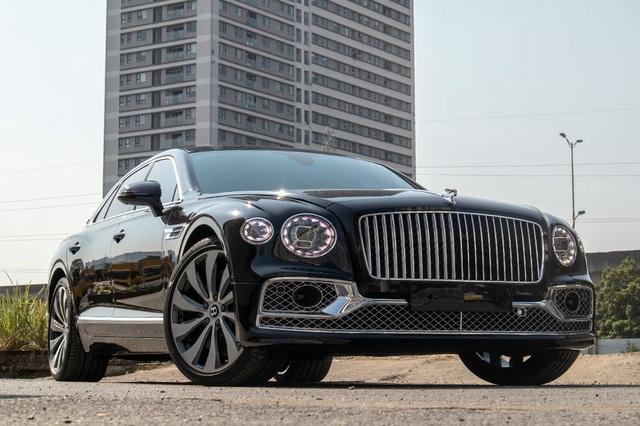 Biệt thự di động Bentley Flying Spur W12 First Edition giá hơn 25 tỷ đồng - 11