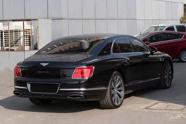 Biệt thự di động Bentley Flying Spur W12 First Edition giá hơn 25 tỷ đồng - 2