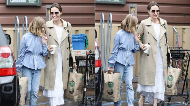 Angelina Jolie thừa nhận thiếu kỹ năng khi làm bà mẹ ở nhà - 4