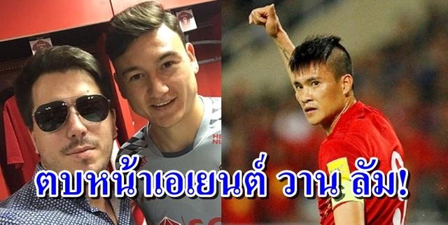 Báo Thái Lan dùng phát biểu của Công Vinh để công kích Văn Lâm - 1