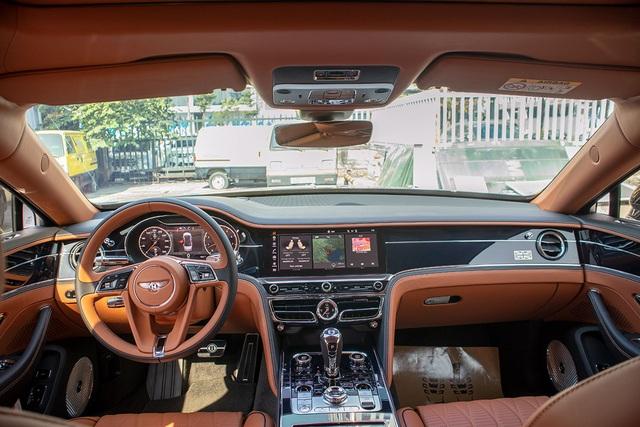 Biệt thự di động Bentley Flying Spur W12 First Edition giá hơn 25 tỷ đồng - 6