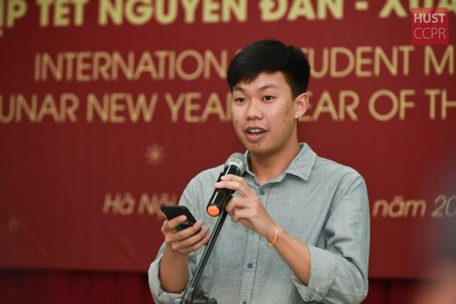 Sinh viên quốc tế đón tết Tân Sửu tại trường ĐH Bách khoa Hà Nội - 3
