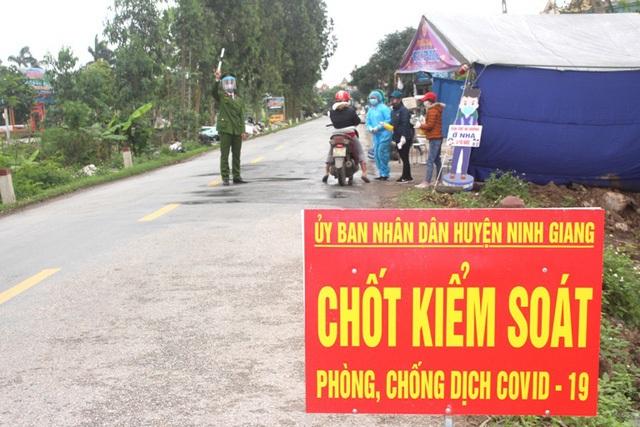Tìm khẩn người đến 8 địa điểm ở huyện Ninh Giang, do có ca mắc Covid-19 - 1