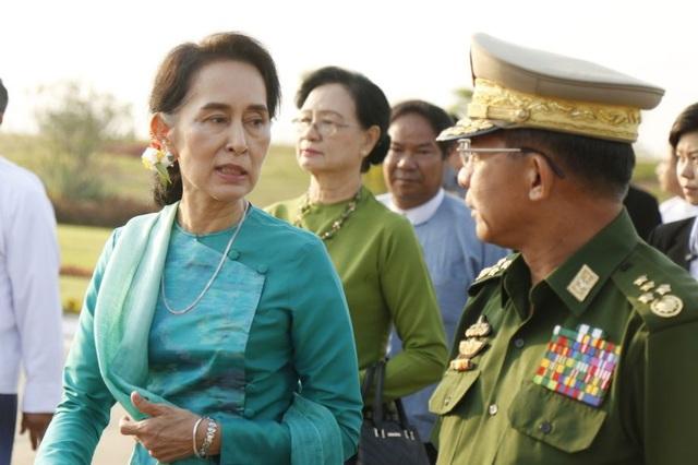 Quân đội Myanmar cách chức 24 bộ trưởng và thứ trưởng sau đảo chính - 1