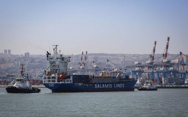 Mỹ làm căng vụ Trung Quốc tham gia phát triển cảng lớn nhất Israel - 1