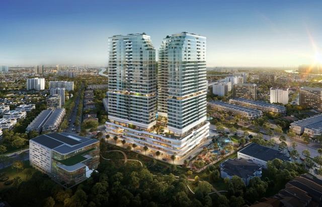 King Crown Infinity - Bom tấn trên thị trường bất động sản đầu năm 2021 - 2